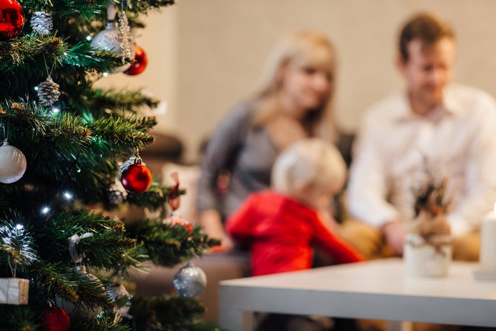 Sharing Kids at Christmas
